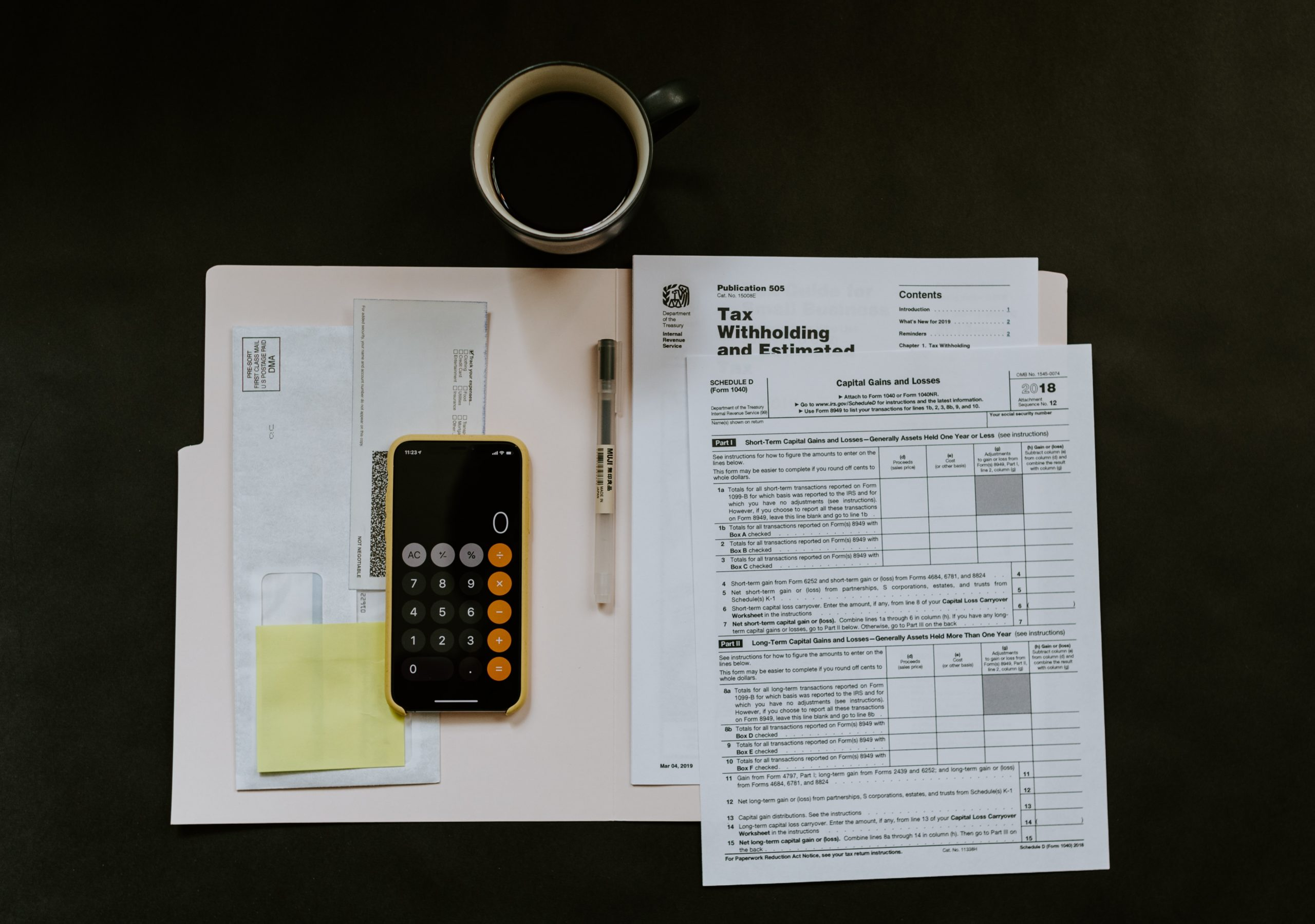 Expenses From Working From Home
