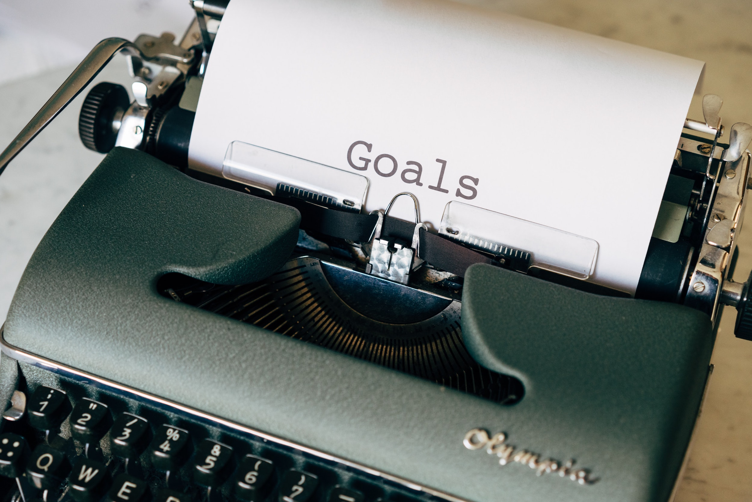 Setting and Achieving Sales Goals